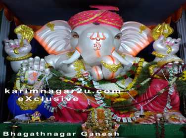 Vinayaka Chaturthi Photos 2012